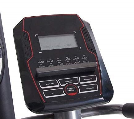 body champ cardio duel trainer monitor