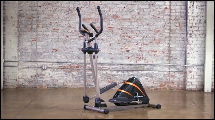 exerpeutic 2000xl elliptical in home gym
