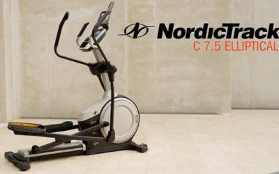 NordicTrack C 7.5 Elliptical