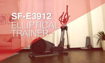 Sunny Health Elliptical Machine SF-E3912