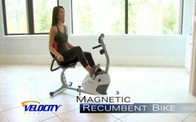 Velocity Exercise Recumbent Bike Review