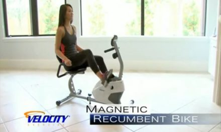 Velocity Exercise Recumbent Bike Review