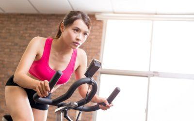 Recumbent vs. Upright Exercise Bike