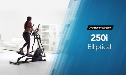 ProForm 250I Elliptical Review