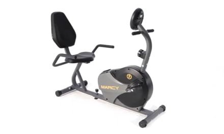Marcy Recumbent Bike NS-716R