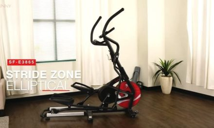 Sunny Health & Fitness SF-E3865 Elliptical Review