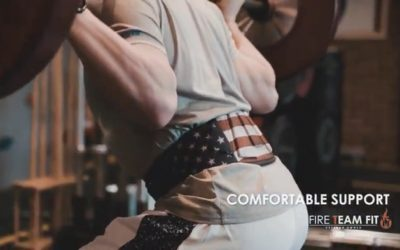 Everything You Need To Know About The Fire Team Fit Weightlifting Belt