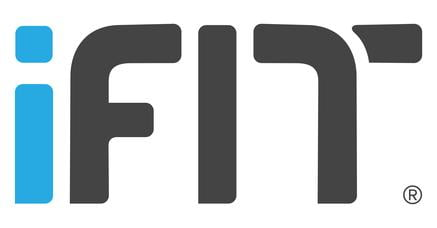ifit logo white background