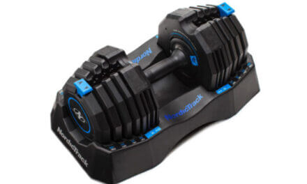 NordicTrack Adjustable Dumbbell Set (55lb) Review