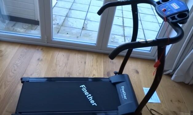 Finether Running Machine Review