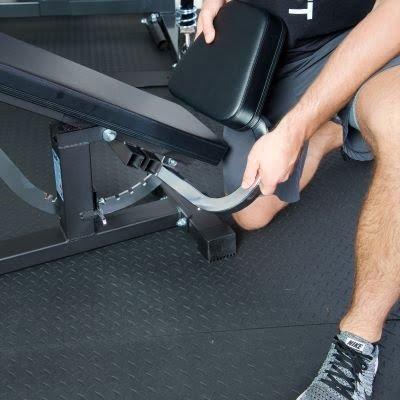 adjusting ironmaster pro seat