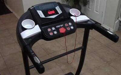Merax L510C Folding Electric Treadmill Review