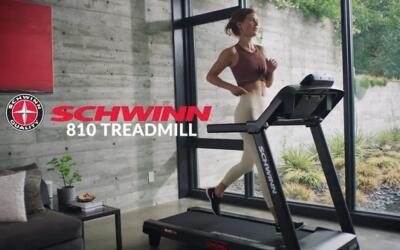 Schwinn 810 Treadmill Review