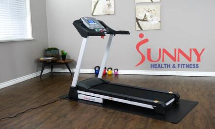 Sunny Health & Fitness SF-T7515 Smart Treadmill Review