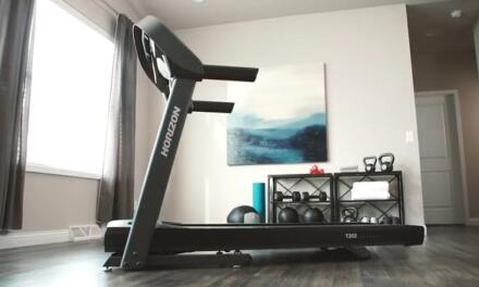 Horizon T202 Treadmill Review