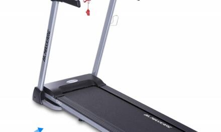 Detailed Maxkare Folding Treadmill Review
