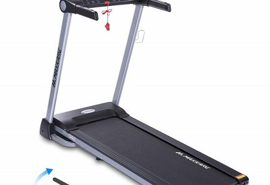 Detailed Maxkare Folding Treadmill Review