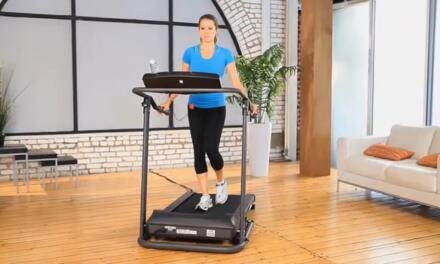 Exerpeutic TF1000 Walk To Fitness Treadmill Review
