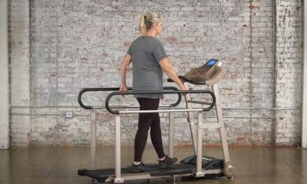 Exerpeutic TF2000 Fitness Walking Treadmill