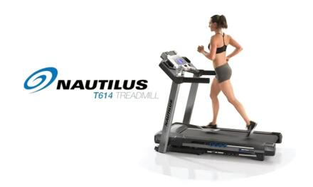 Nautilus Treadmill T614 Review