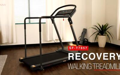 Sunny Health & Fitness walking Treadmill