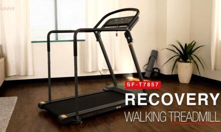 Sunny Health & Fitness Walking Treadmill Review