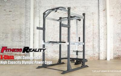 Fitness Reality X-Class Light Commercial Power Rack