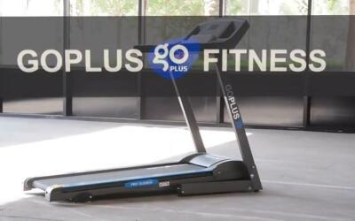 Goplus Folding Treadmill 2.25HP