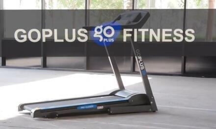 Goplus Folding Treadmill 2.25HP