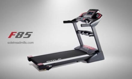 Sole F85 Folding Treadmill Review