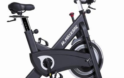 MaxKare Magnetic Spin Bike Review