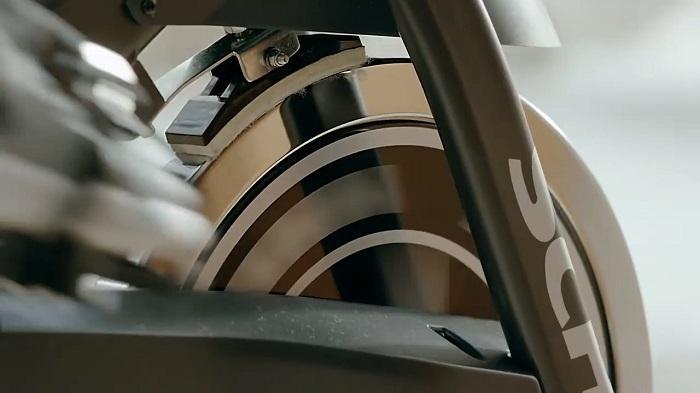 Schwinn IC2 Spinbike cotton frinction pad