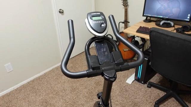 Yosuda Indoor Cycling Bike monitor