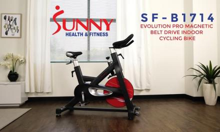 Sunny Health & Fitness SF-B1714 Evolution Pro