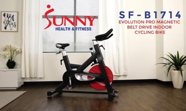 Sunny Health & Fitness SF-B1714 Evolution Pro