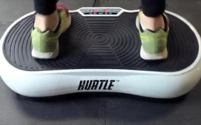 Hurtle Fitness Vibration Machine Review