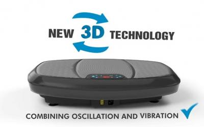 BlueFin Fitness 3D Vibration Platform Review