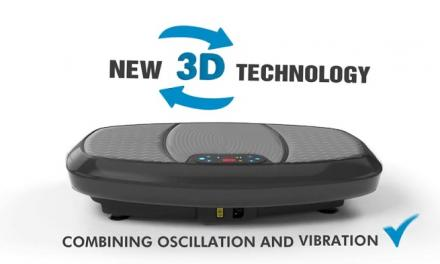 BlueFin Fitness 3D Vibration Platform Review