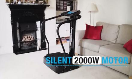 Bluefin Fitness Pro Vibration Plate Review – Latest Upgraded Design