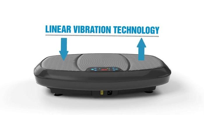 linear vibration demo