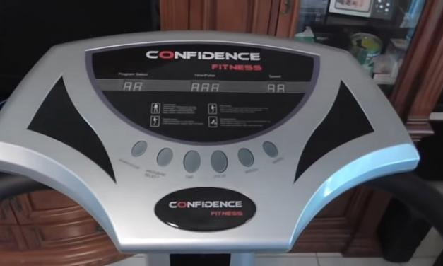 Confidence Fitness Full-Body Vibration Machine Review –  Best Under $300?