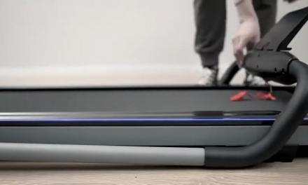 FYC Folding Treadmill Review – Folds Flat – Super Easy To Store