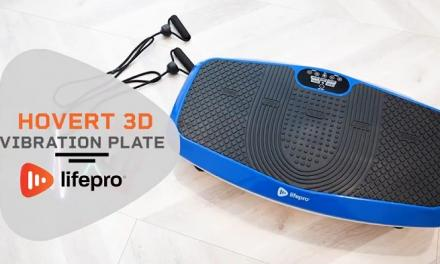 LifePro Hovert 3D Vibration Plate Machine Review