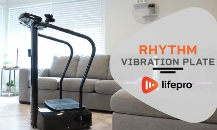 Lifepro Rhythm Vibration Plate Review – Whole Body Vibration