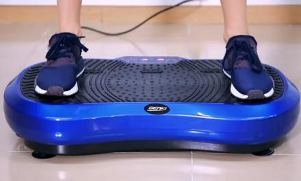 5 Surprising Vibration Plate Benefits  – Includes Weight Loss  & Muscle Toning