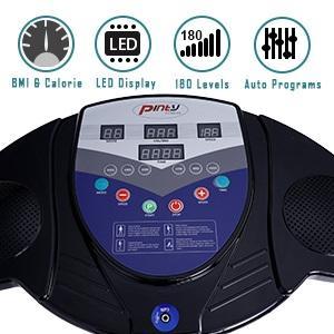 demonstarion pinty 2000w vibration platform monitor