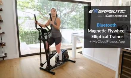 Exerpeutic 4322 Elliptical Trainer Review – A Smart Buy?