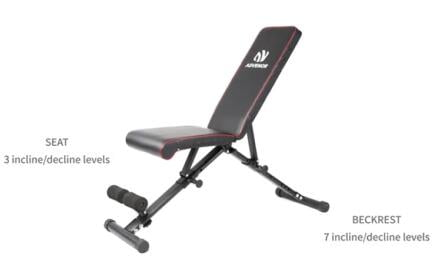 Everything You Need To Know About The ADVENOR Weight Bench