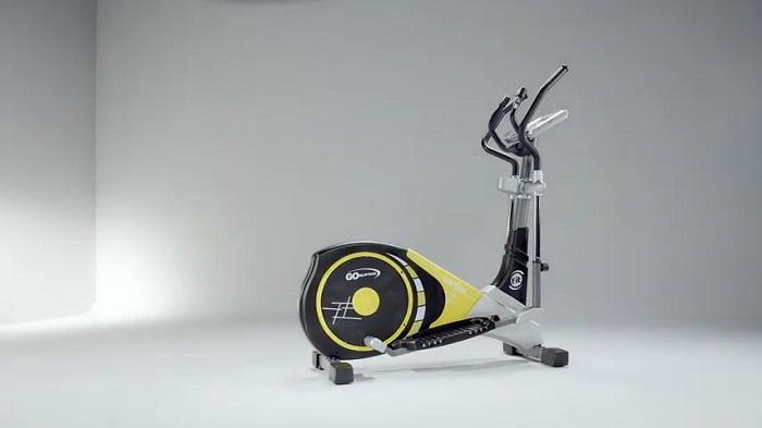 goelliptical V-950x full view of elliptical trainer