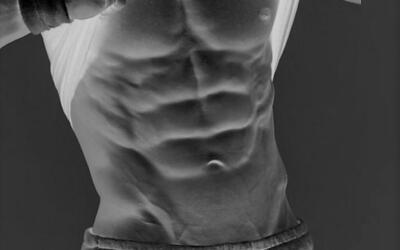 How To Build V Cut Abs